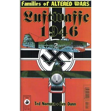 Luftwaffe 1946, #2 (Comic Book) - Antarctic Press - Ted Nomura