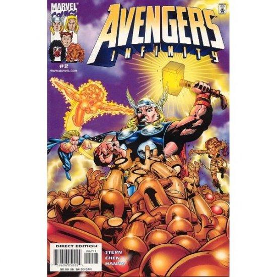 The Avengers Infinity #2 (Comic Book) - Marvel Comics - Roger Stern, Sean Chen & Scott Hanna