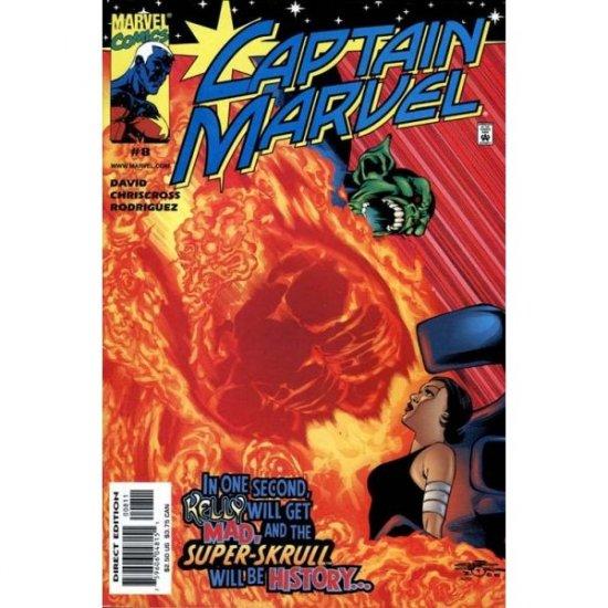Captain Marvel Vol. 5 #8 (Comic Book) - Marvel Comics - Peter David, ChrisCross