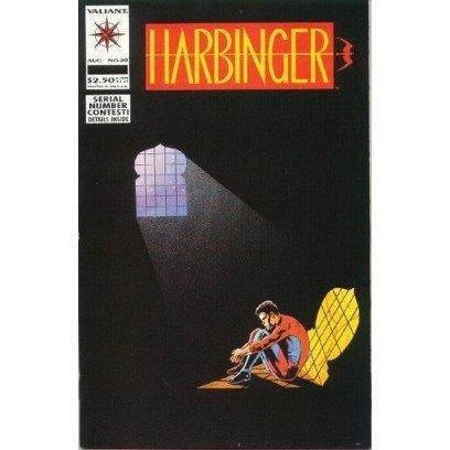 Harbinger #20 (Comic Book) - Valiant Comics