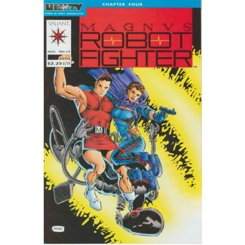 Magnus Robot Fighter, Vol. 1 #15 (Comic Book) - Valiant Comics