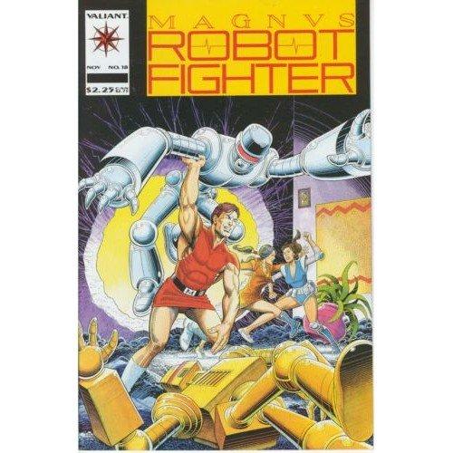 Magnus Robot Fighter, Vol. 1 #18 (Comic Book) - Valiant Comics