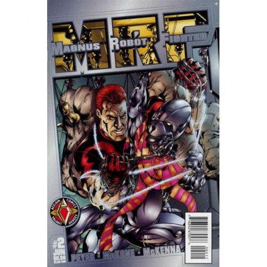 Magnus Robot Fighter, Vol. 2 #2 (Comic Book) - Acclaim Comics