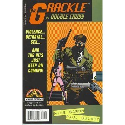 The Grackle #1 (Comic Book) - Acclaim Comics