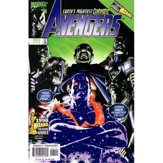 The Avengers, Vol. 3 #11 (Comic Book) - Marvel Comics - Kurt Busiek & George Perez