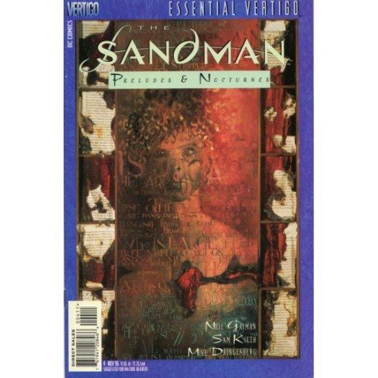 Essential Vertigo: The Sandman #4 (Comic Book) - DC Vertigo - Neil Gaiman