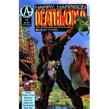 Deathworld Book II #2 (Comic Book) - Adventure Comics - Harry Harrison, Holland, Campos