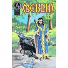 Merlin: Idylls Of The King #2 (Comic Book) - Adventure Comics - R. A. Jones, Rob Davis