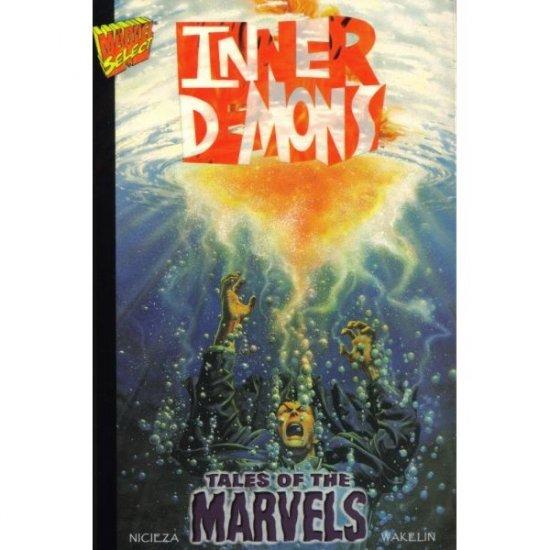 Tales of the Marvels: Inner Demons (Comic Book) - The Sub-Mariner - Marvel Comics - Nicieza, Wakelin