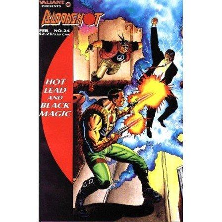 Bloodshot, Vol. 1 #24 (Comic Book) - Valiant Comics