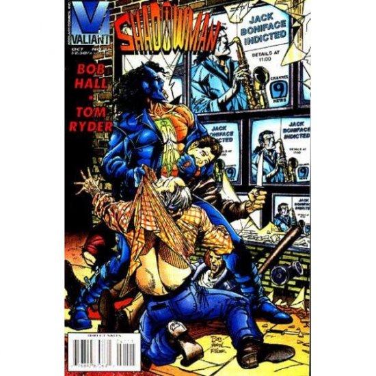 Shadowman #41 (Comic Book) - Valiant Comics