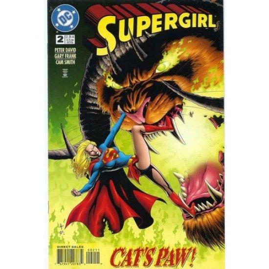 Supergirl, Vol. 4 #2 (Comic Book) - DC Comics - Peter David, Gary Frank & Cam Smith