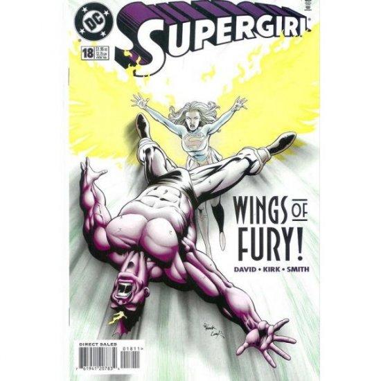 Supergirl, Vol. 4 #18 (Comic Book) - DC Comics - Peter David, Leonard Kirk & Cam Smith