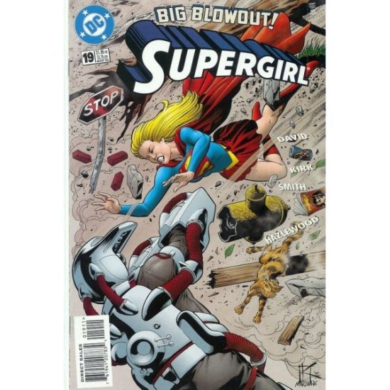 Supergirl, Vol. 4 #19 (Comic Book) - DC Comics - Peter David, Leonard Kirk & Cam Smith