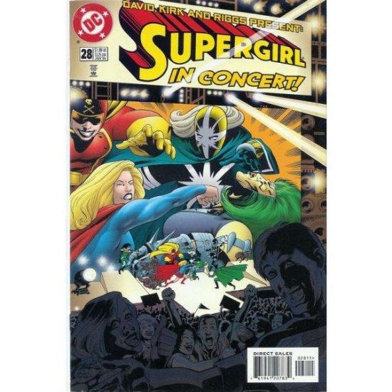Supergirl, Vol. 4 #28 (Comic Book) - DC Comics - Peter David, Leonard Kirk & Robin Riggs