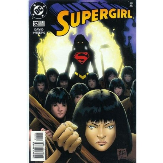 Supergirl, Vol. 4 #32 (Comic Book) - DC Comics - Peter David, Sean Phillips & Gene D'Angelo