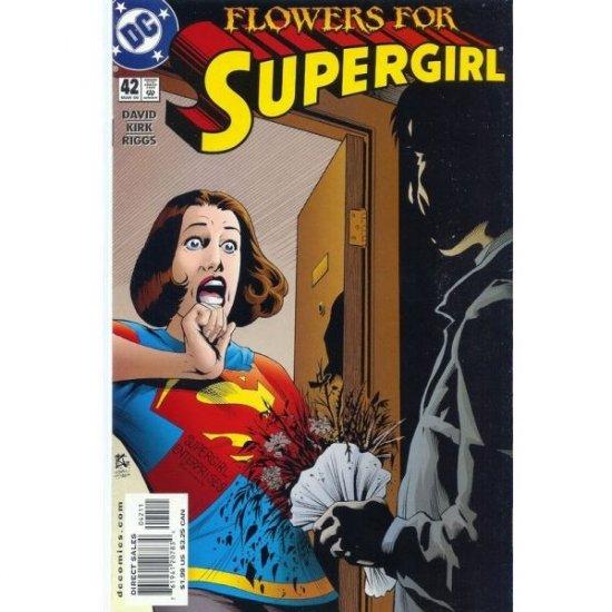 Supergirl, Vol. 4 #42 (Comic Book) - DC Comics - Peter David, Leonard Kirk & Robin Riggs
