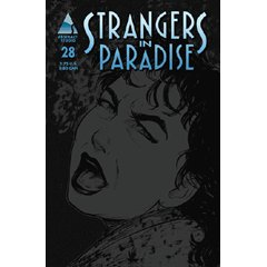 Strangers In Paradise, Vol. 3 #28 (Comic Book) - Abstract Studios