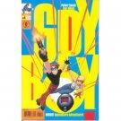 Spyboy #4 (Comic Book) - Dark Horse Comics - Peter David & Pop Mhan