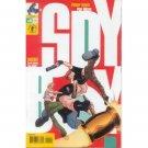 Spyboy #5 (Comic Book) - Dark Horse Comics - Peter David & Pop Mhan