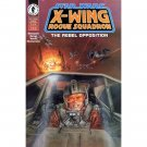 Star Wars: X-Wing Rogue Squadron #3 (Comic Book) - Dark Horse Comics - Michael A. Stackpole