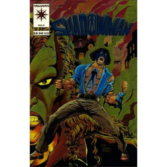 Shadowman Vol. 1 #0 (Comic Book) - Valiant