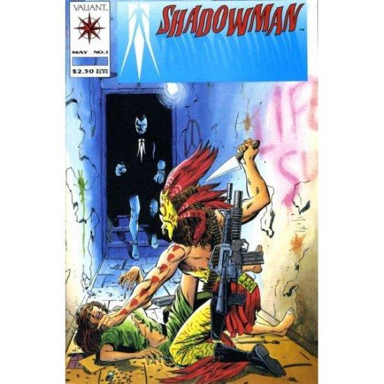 Shadowman Vol. 1 #1 (Comic Book) - Valiant