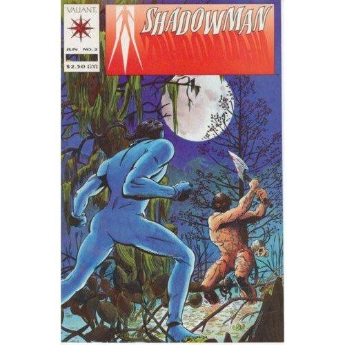 Shadowman Vol. 1 #2 (Comic Book) - Valiant