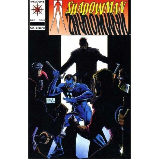 Shadowman Vol. 1 #8 (Comic Book) - Valiant