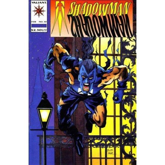 Shadowman Vol. 1 #10 (Comic Book) - Valiant