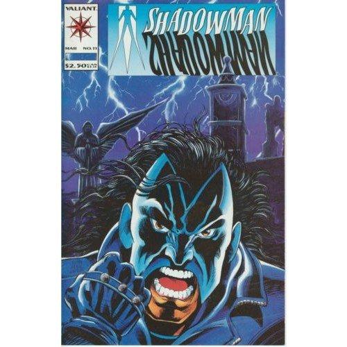 Shadowman Vol. 1 #11 (Comic Book) - Valiant