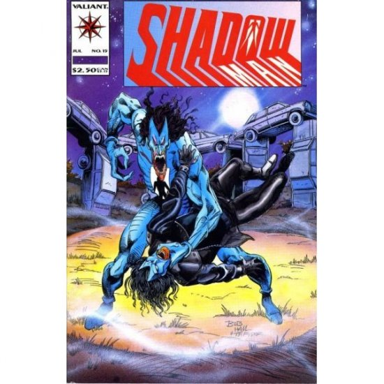 Shadowman Vol. 1 #15 (Comic Book) - Valiant