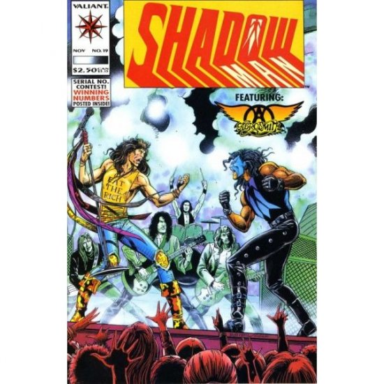 Shadowman Vol. 1 #19 (Comic Book) - Valiant
