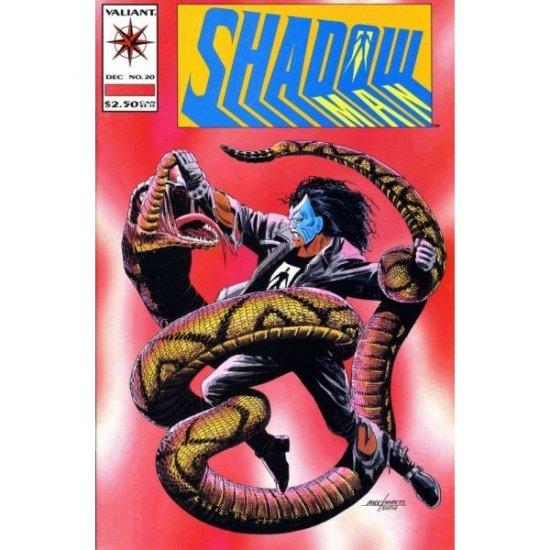 Shadowman Vol. 1 #20 (Comic Book) - Valiant