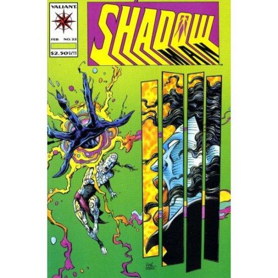 Shadowman Vol. 1 #22 (Comic Book) - Valiant