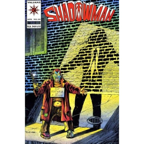 Shadowman Vol. 1 #24 (Comic Book) - Valiant