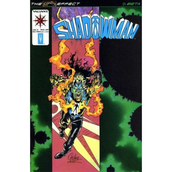Shadowman Vol. 1 #29 (Comic Book) - Valiant
