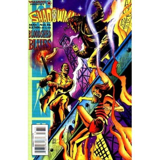 Shadowman Vol. 1 #36 (Comic Book) - Valiant