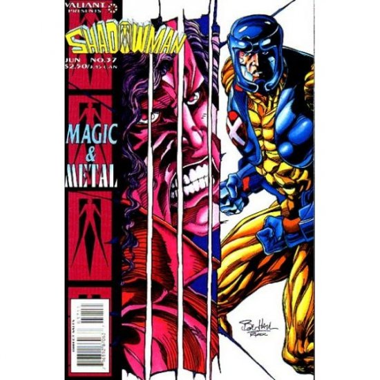 Shadowman Vol. 1 #37 (Comic Book) - Valiant