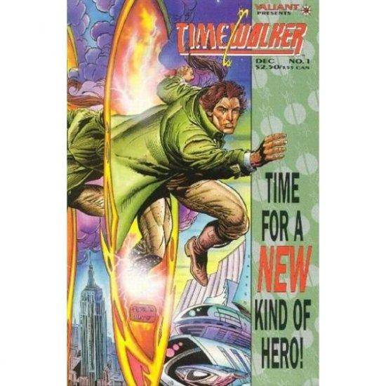Timewalker #1 (Comic Book) - Valiant