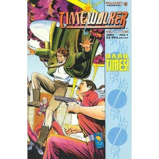 Timewalker Yearbook #1 (Comic Book) - Valiant
