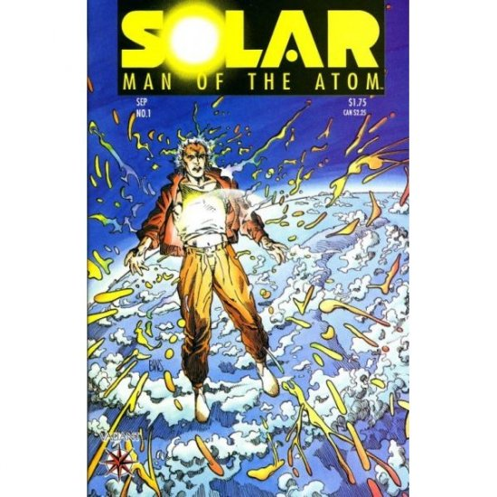 Solar, Man of the Atom, Vol. 1 #1 (Comic Book) - Valiant
