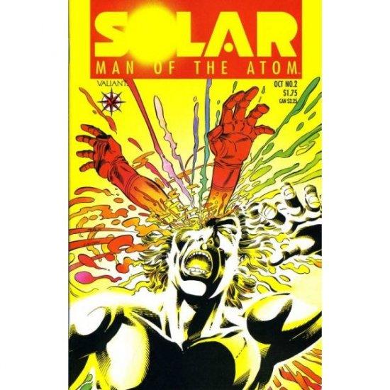 Solar, Man of the Atom, Vol. 1 #2 (Comic Book) - Valiant