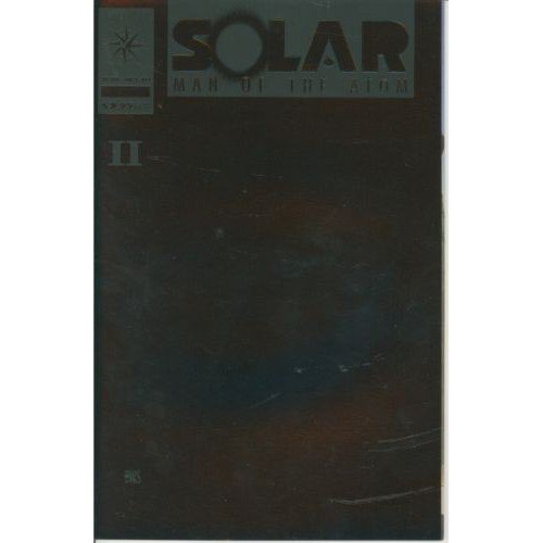 Solar, Man of the Atom, Vol. 1 #10 (2nd Printing) (Comic Book) - Valiant