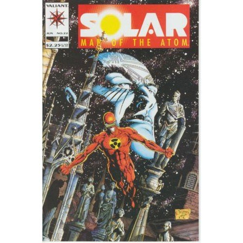 Solar, Man of the Atom, Vol. 1 #22 (Comic Book) - Valiant