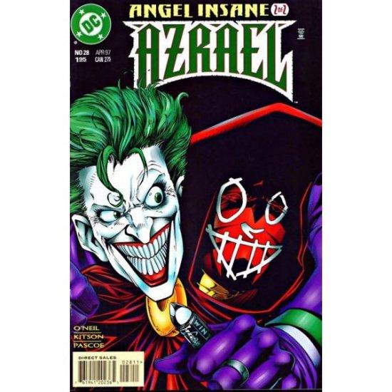 Azrael, Vol. 1 #28, DC Comics - Denny O'Neil, Barry Kitson and James Dean Pascoe (Comic Book)
