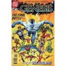 Genesis #4 - John Byrne, Ron Wagner and Joe Rubinstein (Comic Book)