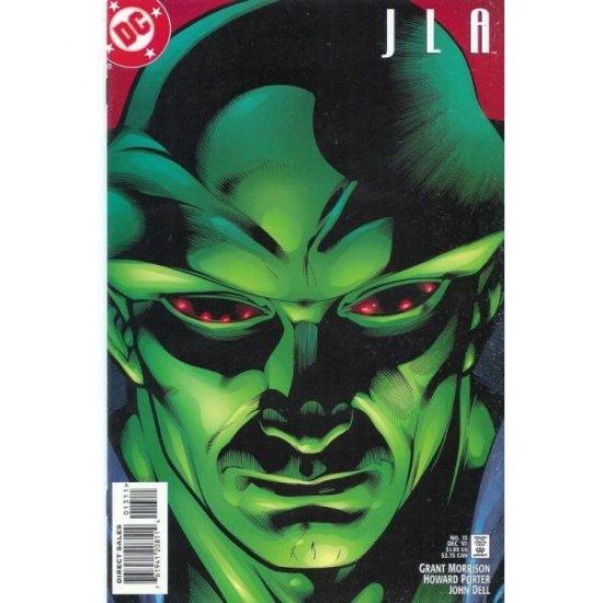 JLA #13 (Comic Book) - DC Comics - Grant Morrison, Howard Porter & John Dell