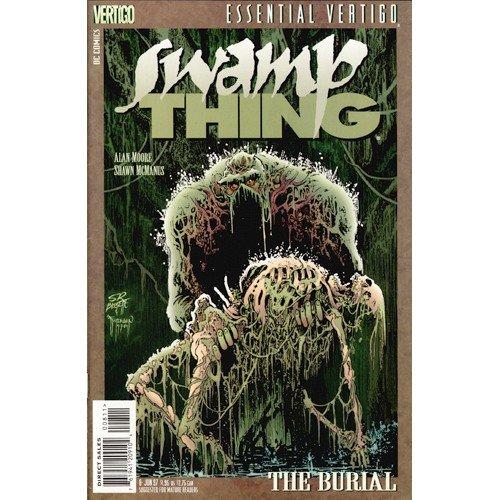 Essential Vertigo: Swamp Thing #8 (Comic Book) - DC Vertigo - Alan Moore, S. Bissette