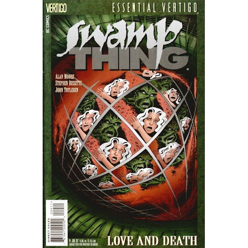 Essential Vertigo: Swamp Thing #9 (Comic Book) - DC Vertigo - Alan Moore, S. Bissette